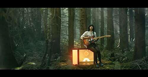 Deep Sea Diver - Impossible Weight featuring Sharon Van Etten (Official Video)